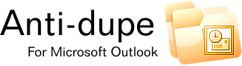 Remove Outlook duplicates with Anti-Dupe for Microsoft Outlook